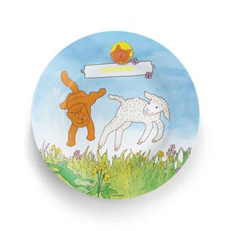 Dikkie Dik children's plate