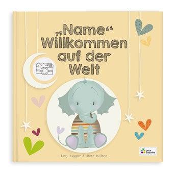 Willkommen auf der Welt - Hardcover