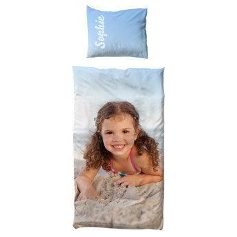 Kinderbettwäsche - Baumwolle - 100x150cm