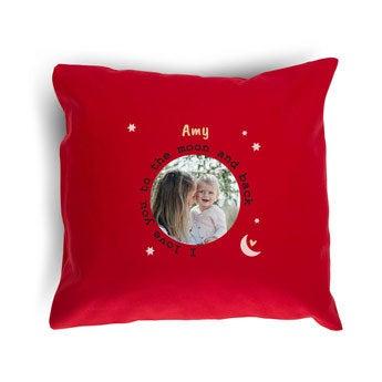 Cushion case - Red - 40 x 40 cm