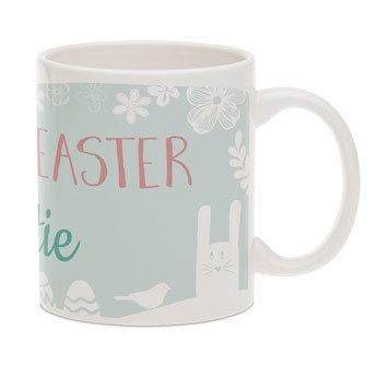 Easter mug with name