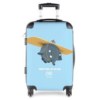 Koffer mit Namen - Ollimania
