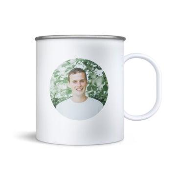 Mug en Acier personnalisé
