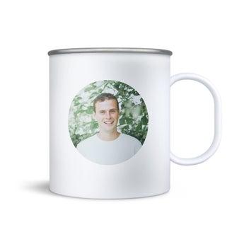 Personalised mug - Stainless steel