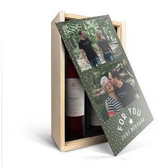 Salentein Primus Malbec & Chardonnay - skrzynka