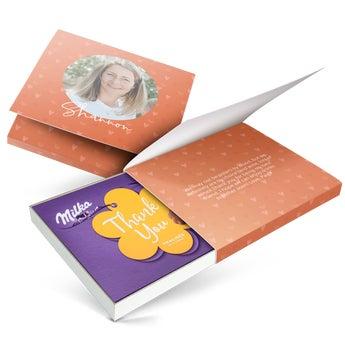 Personalised Milka chocolate gift box - General