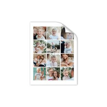 "Póster de fotos ""Mamá y yo"" - 30 x 40 cm"