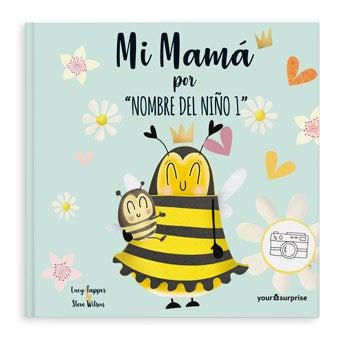 Libro Nuestra mamá  - Tapa suave