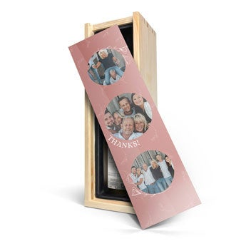 Salentein Primus Chardonnay - Caja personalizada