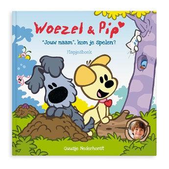 Woezel en Pip XXL flapjesboek - Verstoppertje