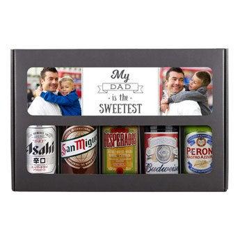 Pack de regalo - Cerveza internacional