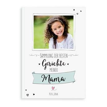 Kochbuch Muttertag - A4 - Softcover