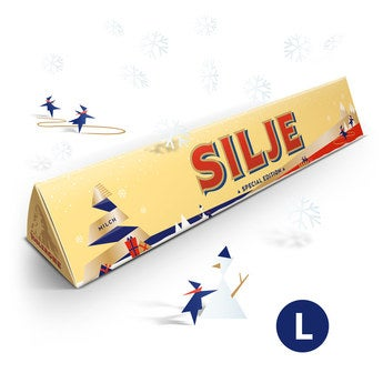 Toblerone sjokolade - Jul