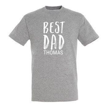 Familien T-Shirt - Herren  - XL