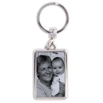Nagymama kulcstartó