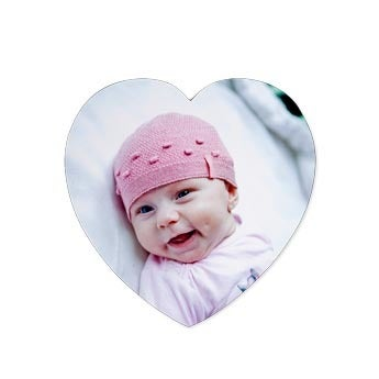 Hjerteformet musematte