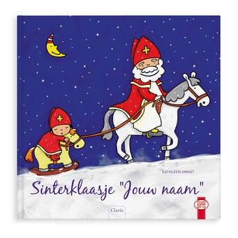 Sinterklaasboek - Softcover