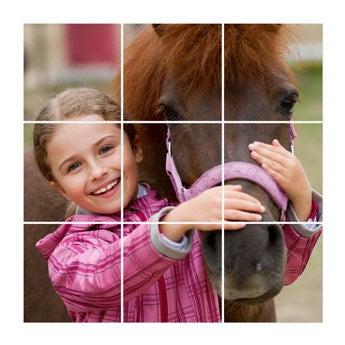 Instacollage fotopanelen - 15x15 - Glans (9)