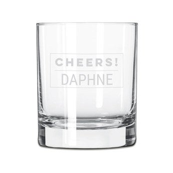 Whiskey glas
