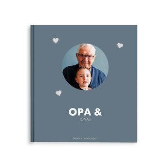 Fotobuch für Opa - Opa & ich/wir -M-HC (40)
