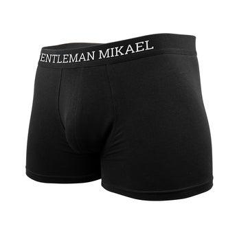Boxer rövidnadrág - Férfi - M méret - Név