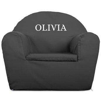 Cadeira Infantil - Cinza
