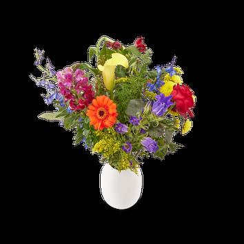 Fleurs - Bouquet de fleurs - Large