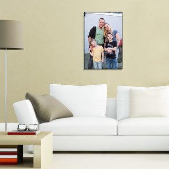 ChromaLuxe wooden photo panel - 40x60