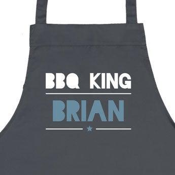 BBQ Apron - Gray