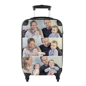 Princess Traveller matkalaukku kuvalla