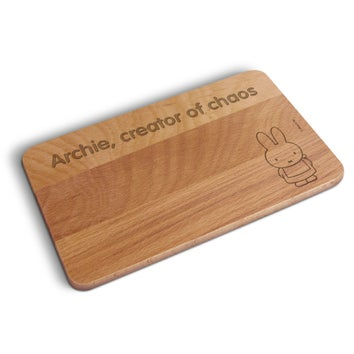 Miffy bread board - Small