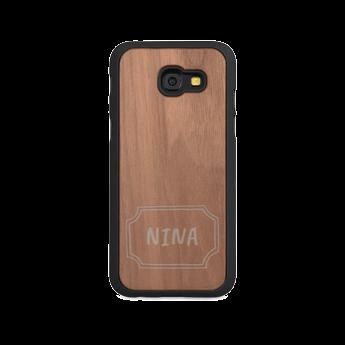 Handyhülle Holz - Samsung Galaxy A5 (2017)