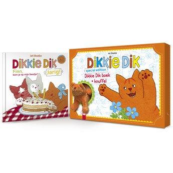 Cadeaubox - Dikkie Dik is Jarig