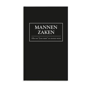 Mannenzaken - Hardcover