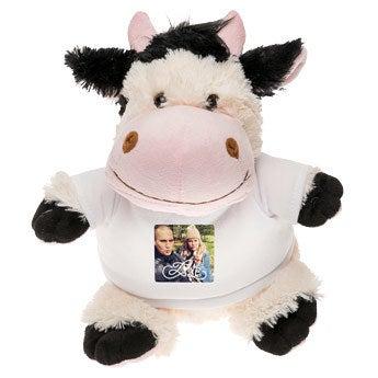 Marguerite la Vache en Peluche