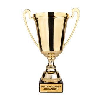 Pokal - Gold