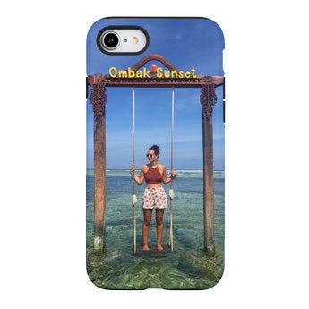 iPhone 8 - tough case