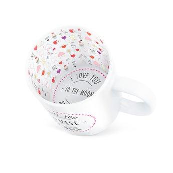 Mug amour - édition spéciale festive