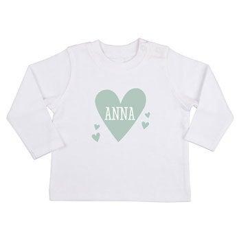 T-shirt dziecięcy 62/68