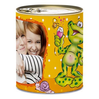 Doodles tin of sweets - Peppermint