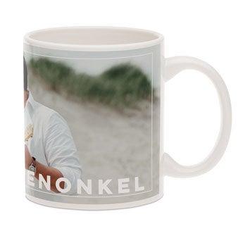 Tasse mit Foto - Patenonkel