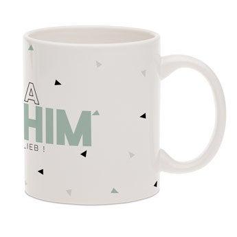 Tasse mit Namen - Vatertag