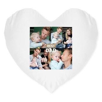 Vatertag Kissen - Herz