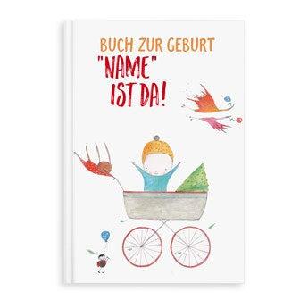 Buch zur Geburt