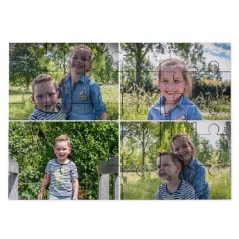 Fotopuzzle Hartfaser - (30 Teile)