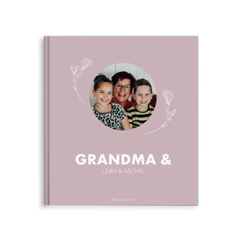 Photo album - Grandma & Me/Us - M - HC (40)