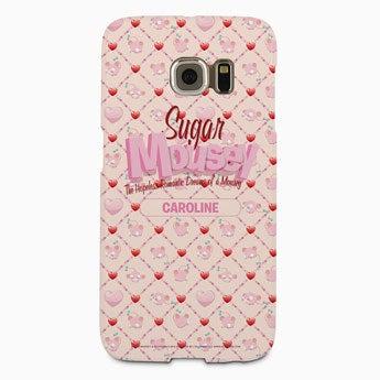 Sugar Mousey taske - Galaxy S6 kant - 3D print