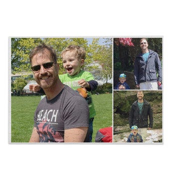 Den otcov puzzle - 120 kusov