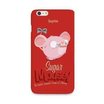 Sugar Mousey Hülle iPhone 6 - rundum bedruckt