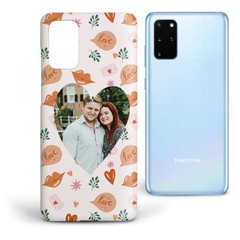 Galaxy S20 mobildeksel - Heldekkende trykk